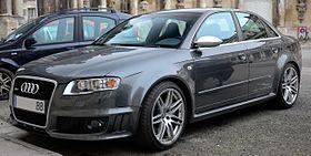 Audi RS 4 II (B7) 2005 - 2009 Cabriolet #8
