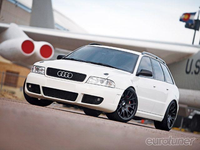 Audi RS 4 I (B5) 2000 - 2001 Station wagon 5 door #2