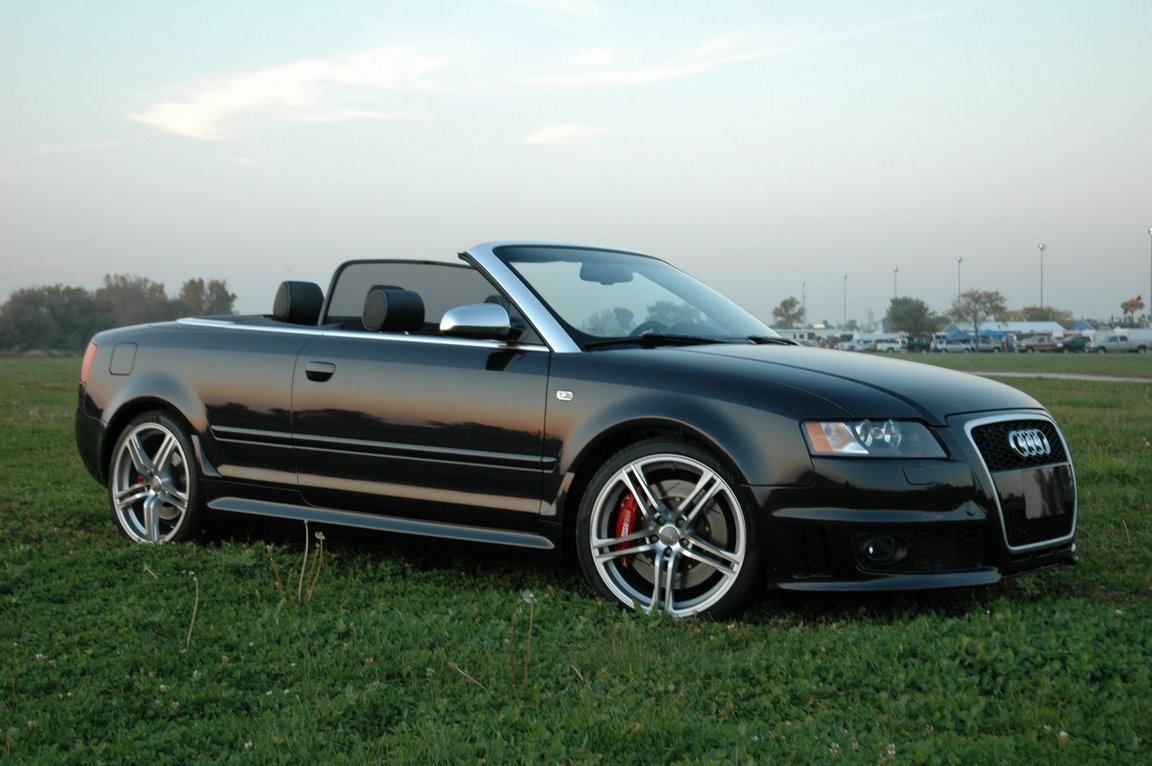 Audi RS 4 II (B7) 2005 - 2009 Cabriolet #5