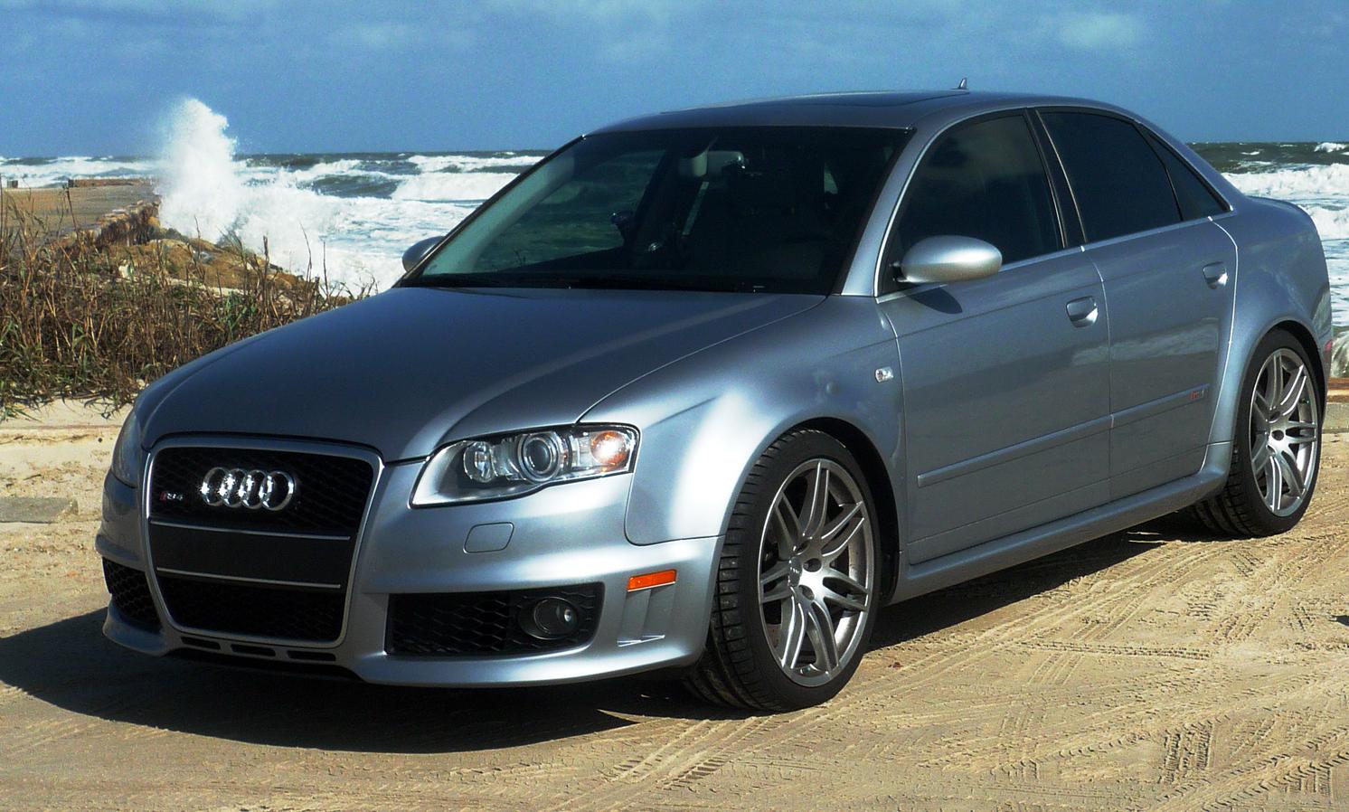 Audi RS 4 II (B7) 2005 - 2009 Sedan #3