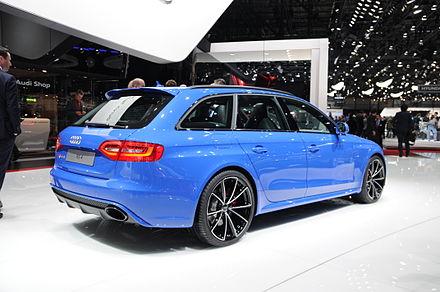 Audi RS 4 III (B8) 2012 - 2015 Station wagon 5 door #3