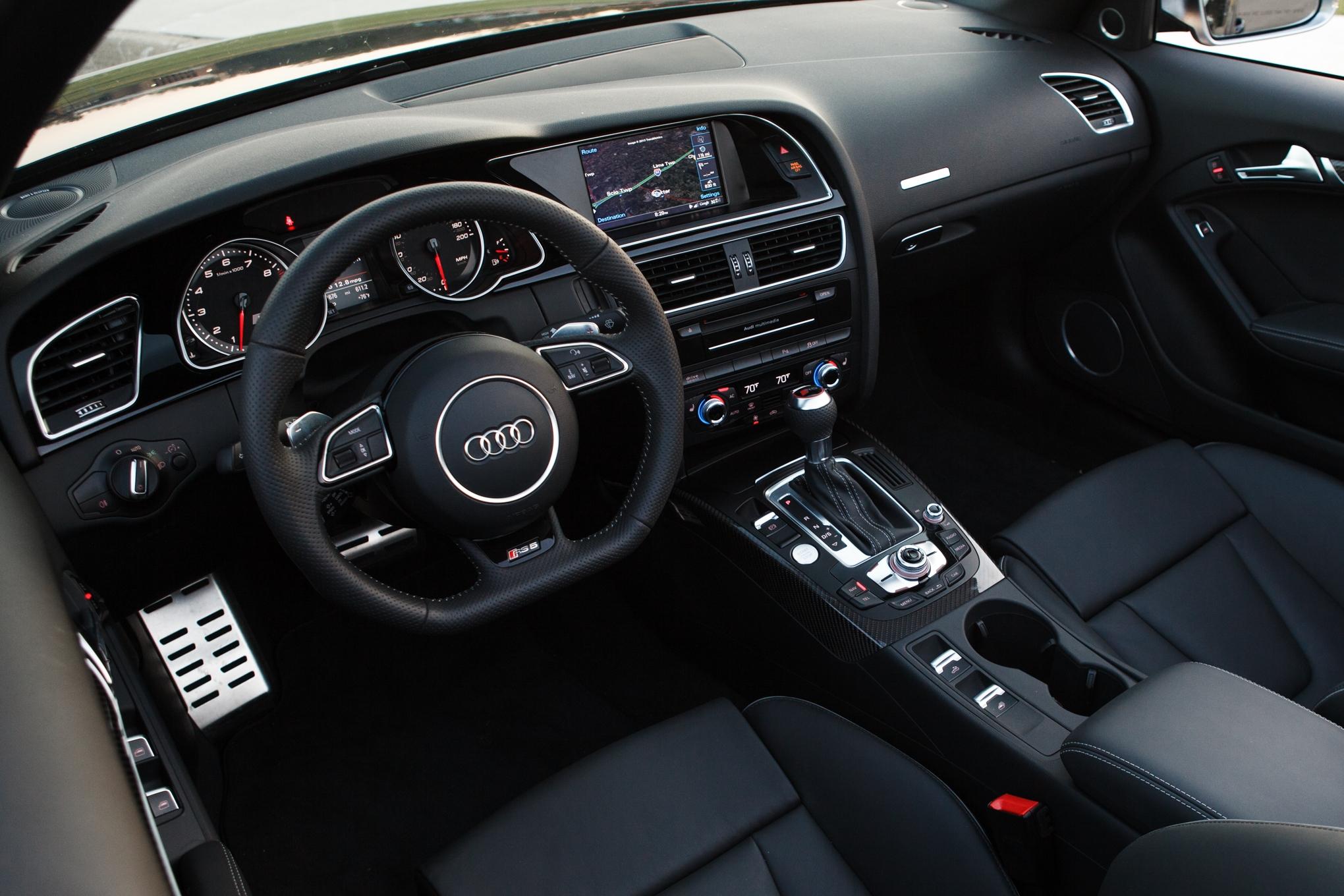 Audi RS 5 I 2010 - 2016 Cabriolet #5