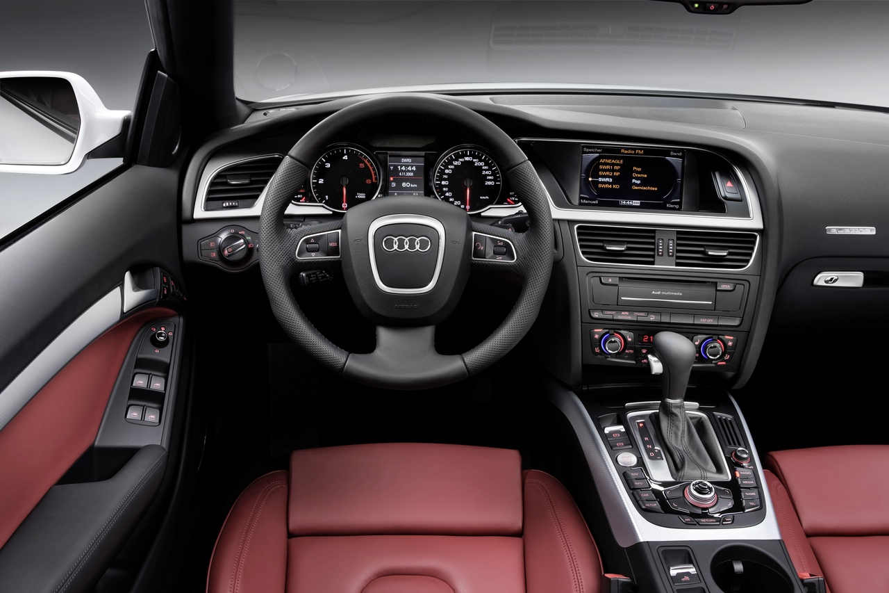 Audi RS 5 I 2010 - 2016 Cabriolet #8