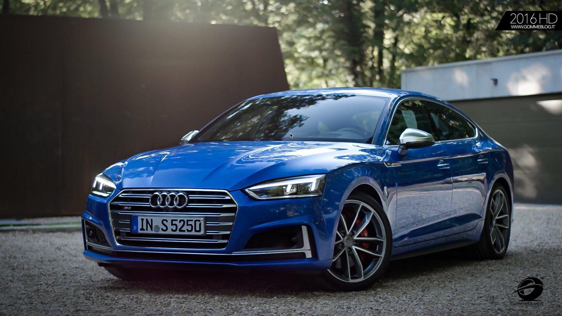 Audi S5 II 2016 - now Liftback #6