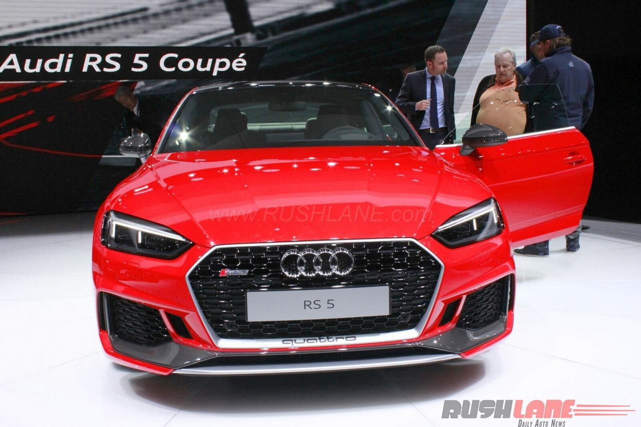 Audi RS 5 II 2017 - now Coupe #4
