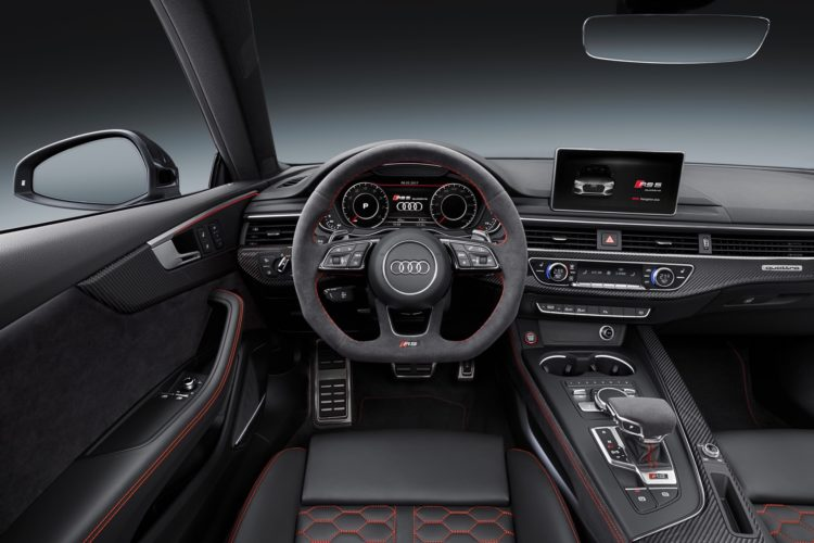 Audi RS 5 II 2017 - now Coupe #5