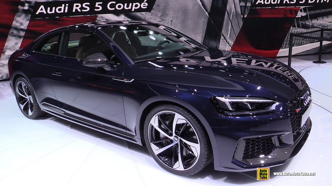 Audi RS 5 II 2017 - now Coupe #7