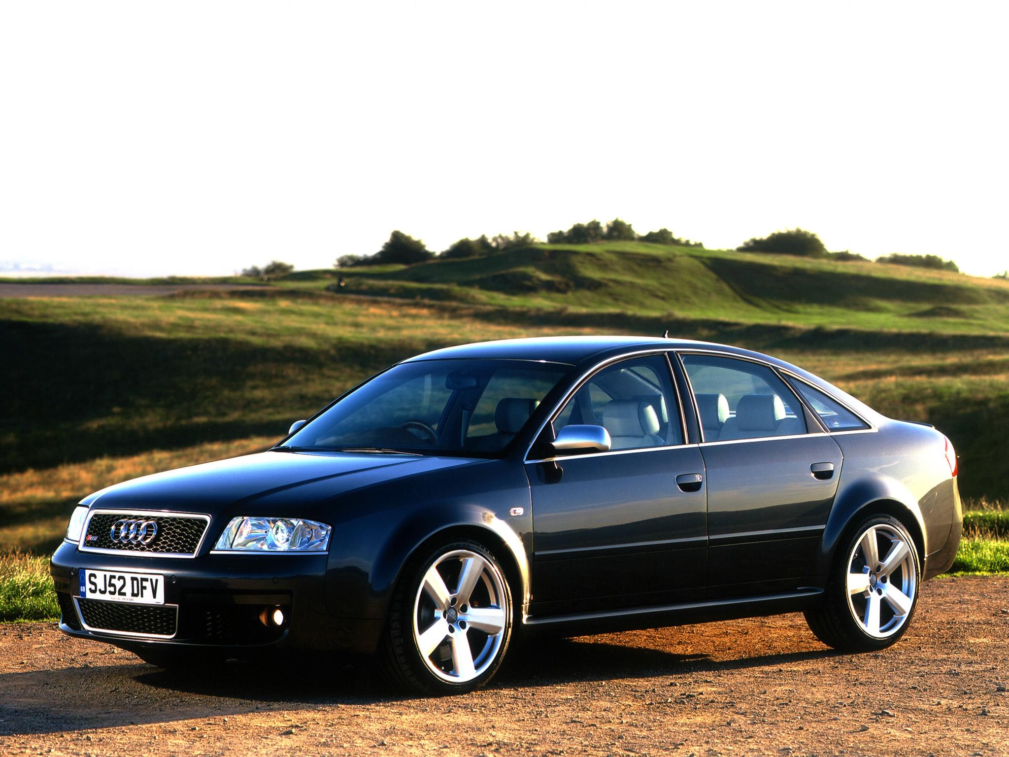 Audi RS 6 I (C5) 2002 - 2004 Sedan #1