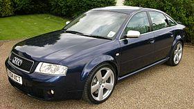 Audi RS 6 I (C5) 2002 - 2004 Sedan #7