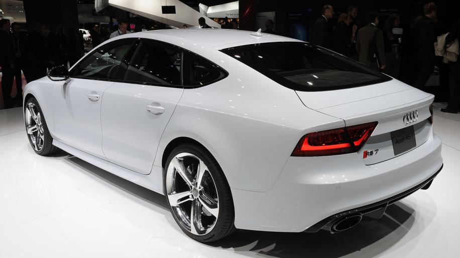 Audi RS 7 I 2013 - 2014 Liftback #1