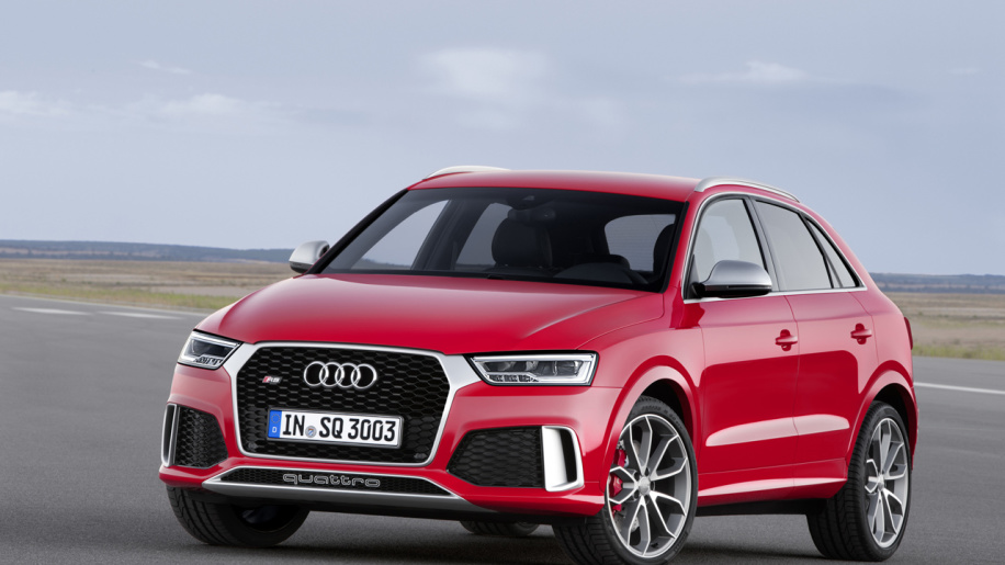 Audi RS Q3 I Restyling 2014 - now SUV 5 door #3