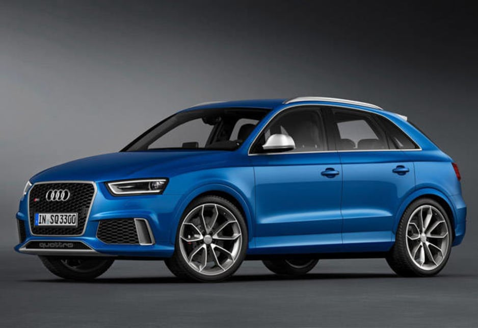 Audi RS Q3 I Restyling 2014 - now SUV 5 door #6