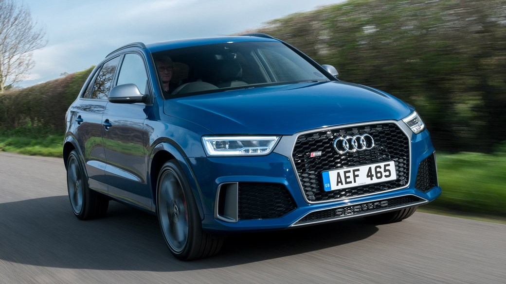 Audi RS Q3 I Restyling 2014 - now SUV 5 door #1