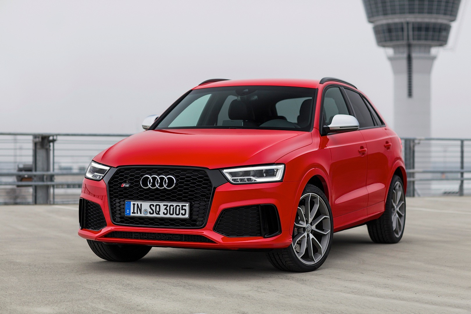 Audi RS Q3 I Restyling 2014 - now SUV 5 door #2
