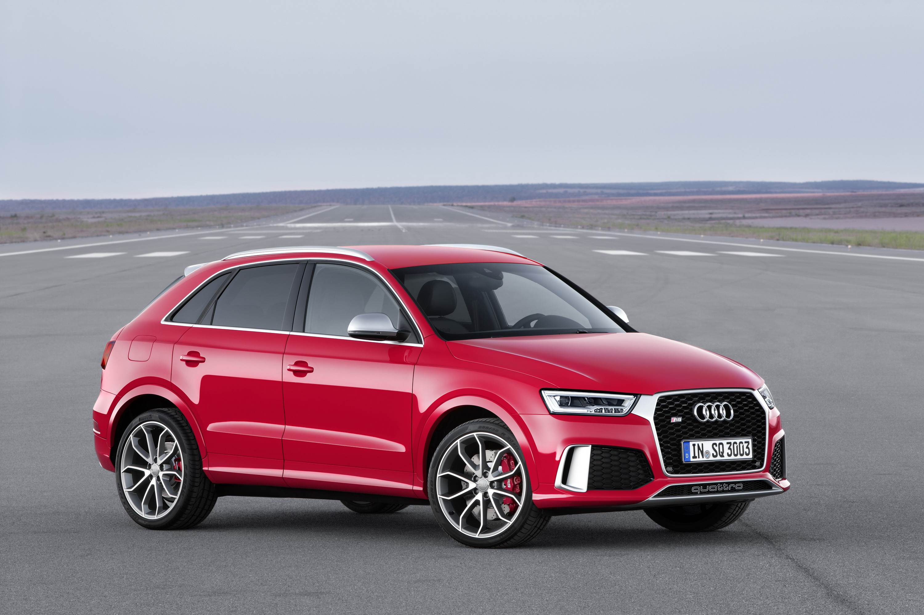 Audi RS Q3 I Restyling 2014 - now SUV 5 door #5