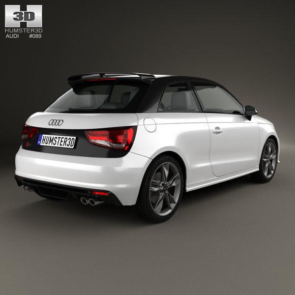 Audi S1 2014 - now Hatchback 3 door #8