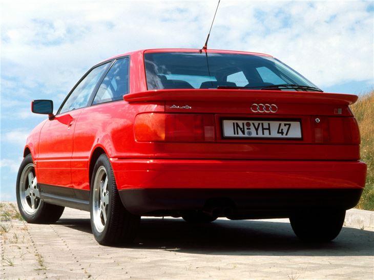 Audi S2 I 1990 - 1995 Coupe #1