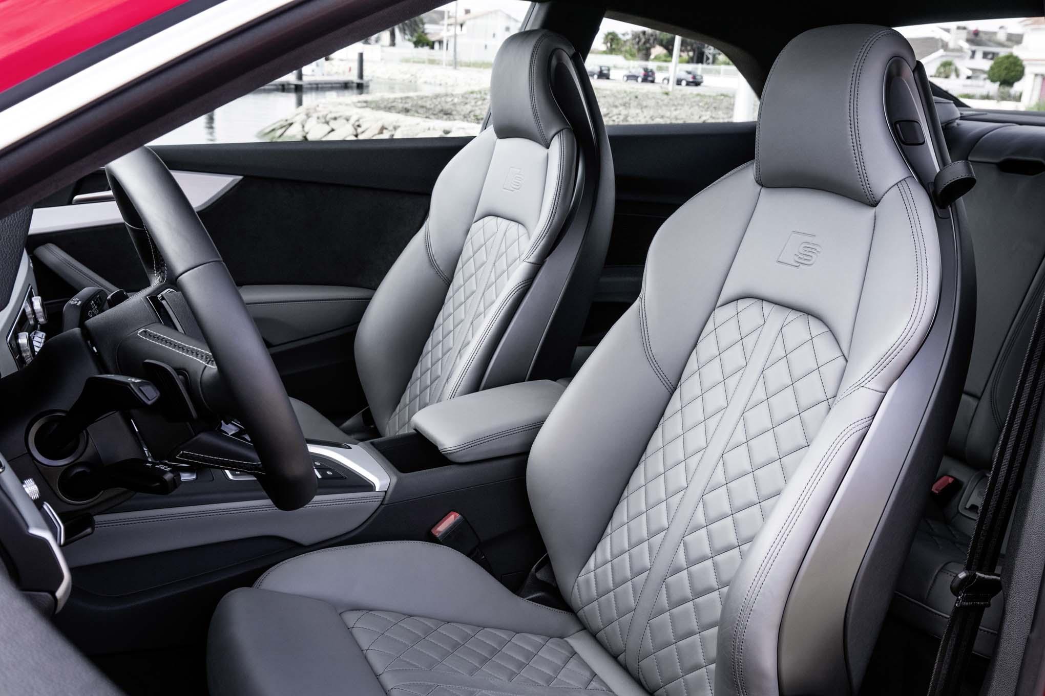 Audi S5 II 2016 - now Liftback #8