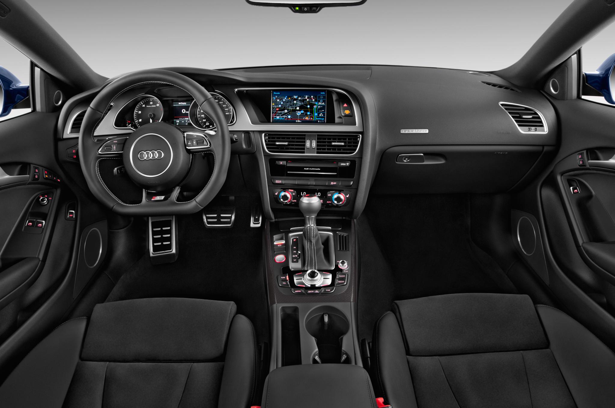 Audi S5 II 2016 - now Coupe #2