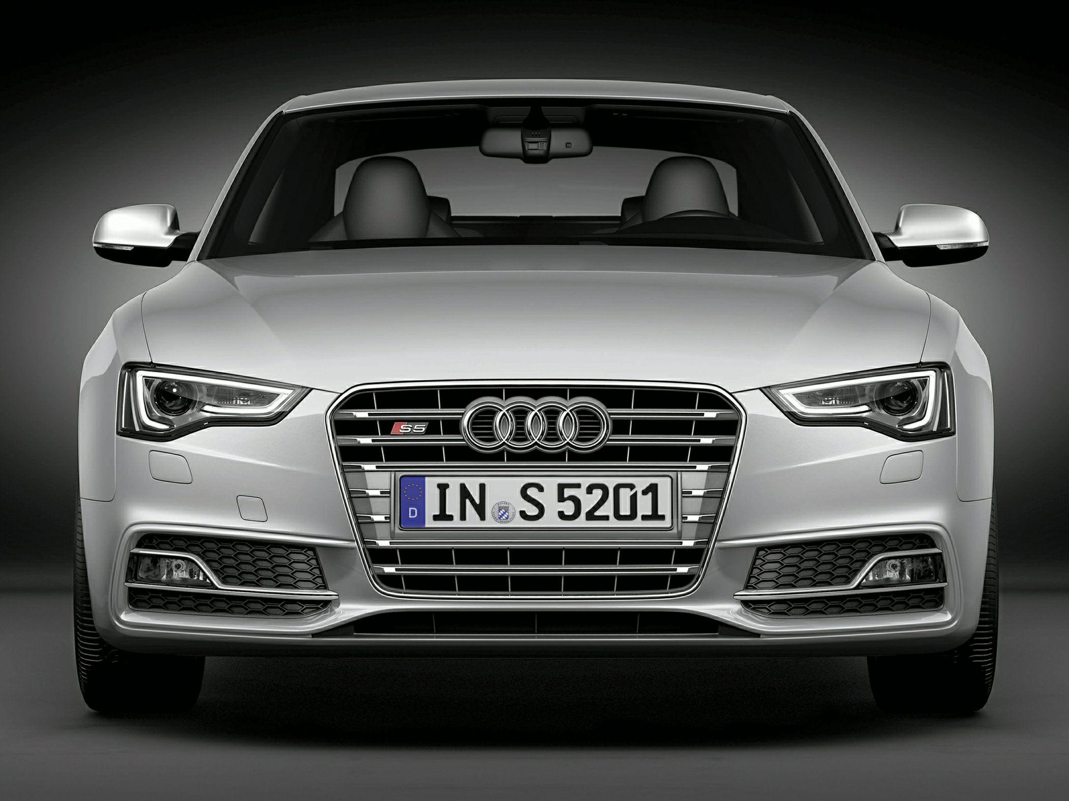 Audi S5 II 2016 - now Liftback #1