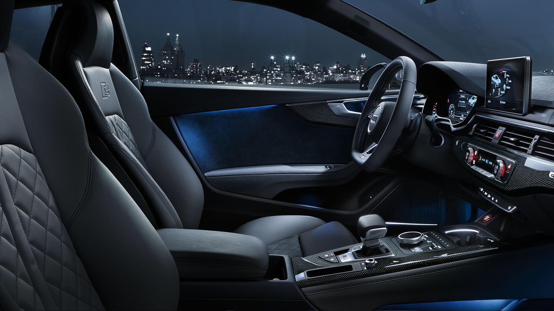 Audi S5 II 2016 - now Liftback #4