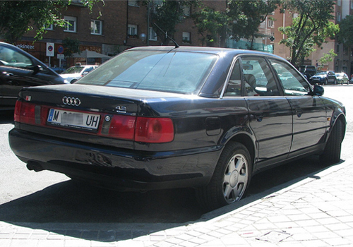 Audi S6 I (C4) 1994 - 1997 Station wagon 5 door :: OUTSTANDING CARS