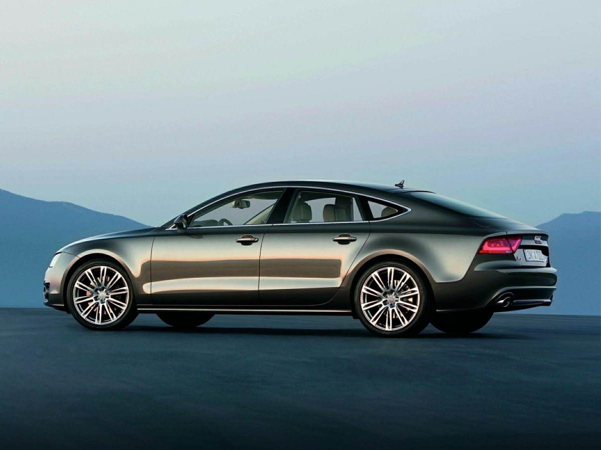 Audi S7 I 2012 - 2014 Liftback #4