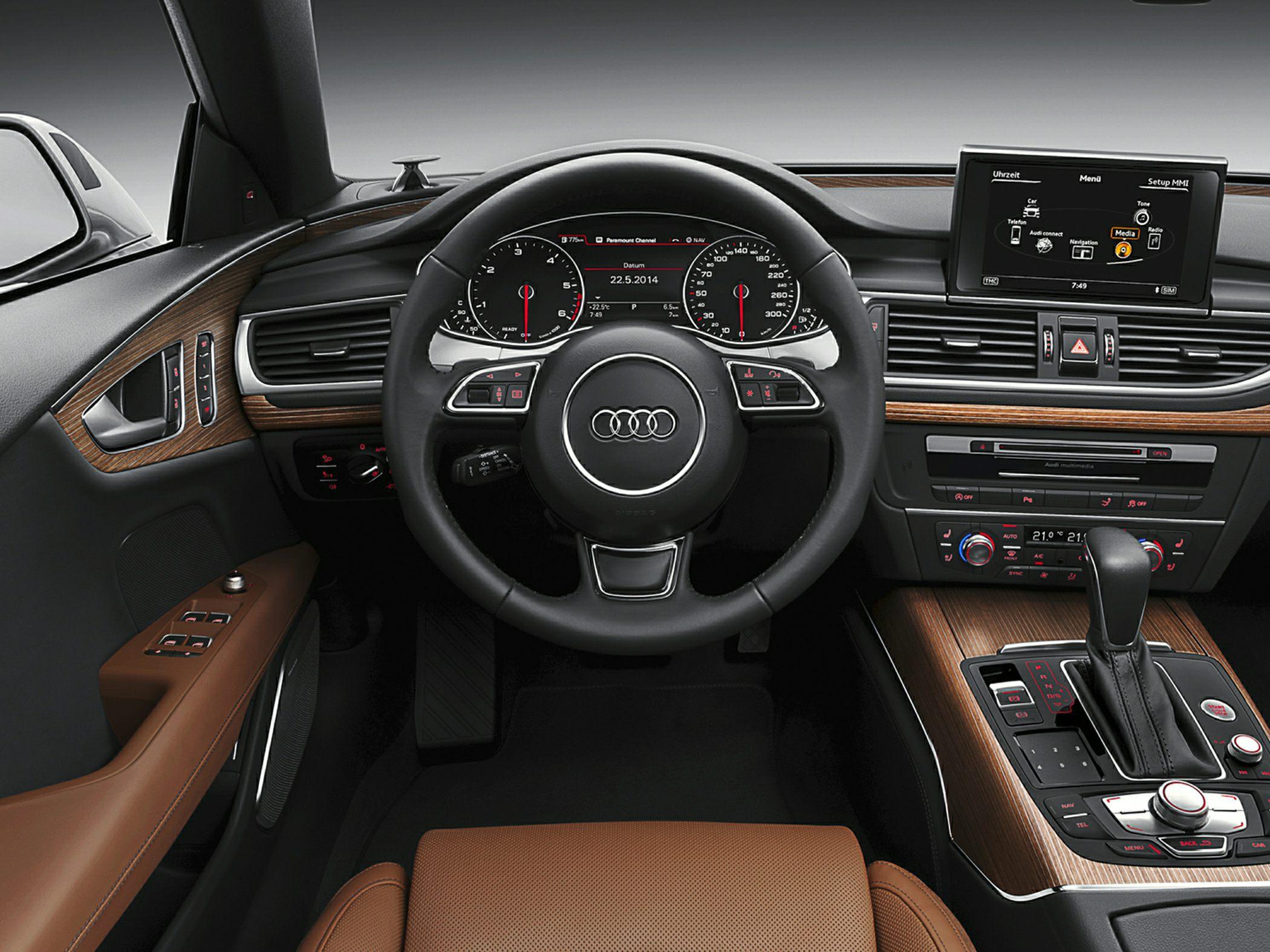 Audi S7 I 2012 - 2014 Liftback #1