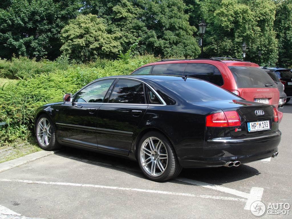Audi S8 II (D3) Restyling 2007 - 2010 Sedan #2