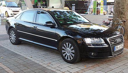 Audi S8 II (D3) Restyling 2007 - 2010 Sedan #5