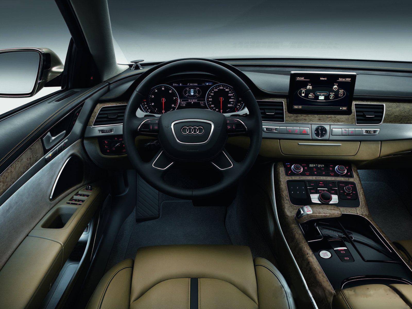 Audi S8 II (D3) Restyling 2007 - 2010 Sedan #3