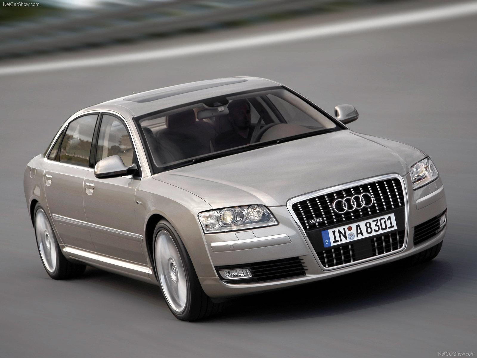 Audi S8 II (D3) Restyling 2007 - 2010 Sedan #1