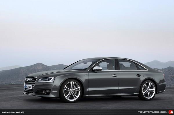 Audi S8 III (D4) Restyling 2013 - now Sedan #5