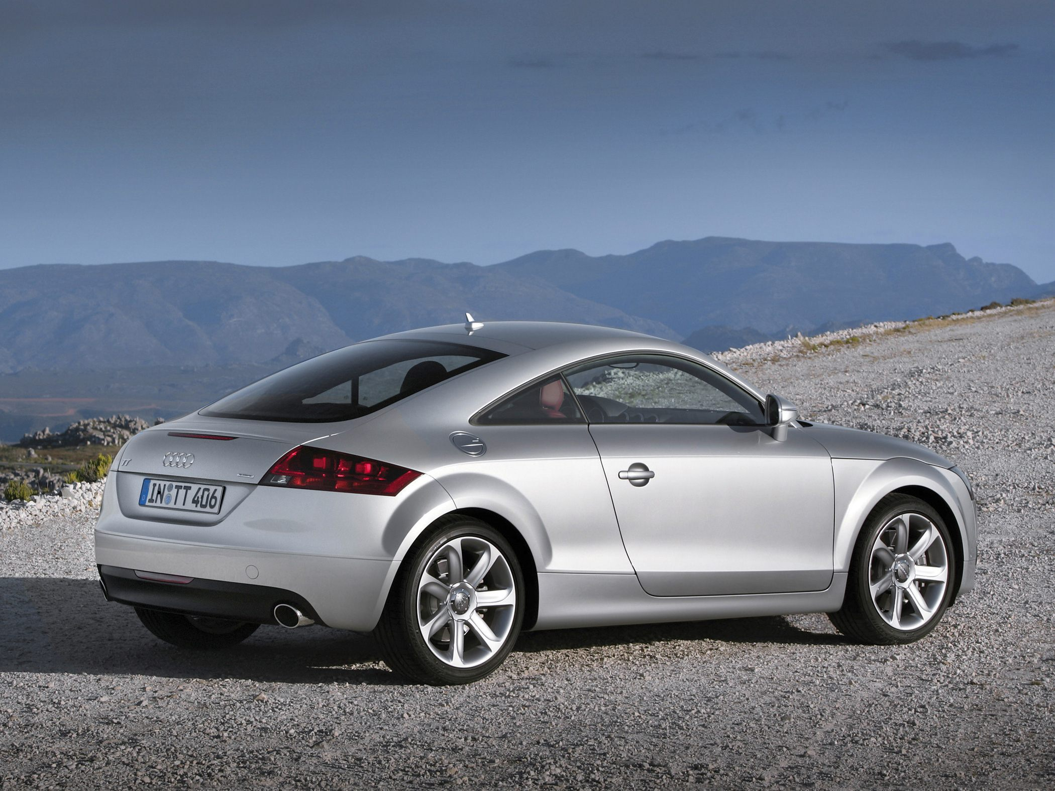 Audi TTS II (8J) 2008 - 2010 Coupe #6