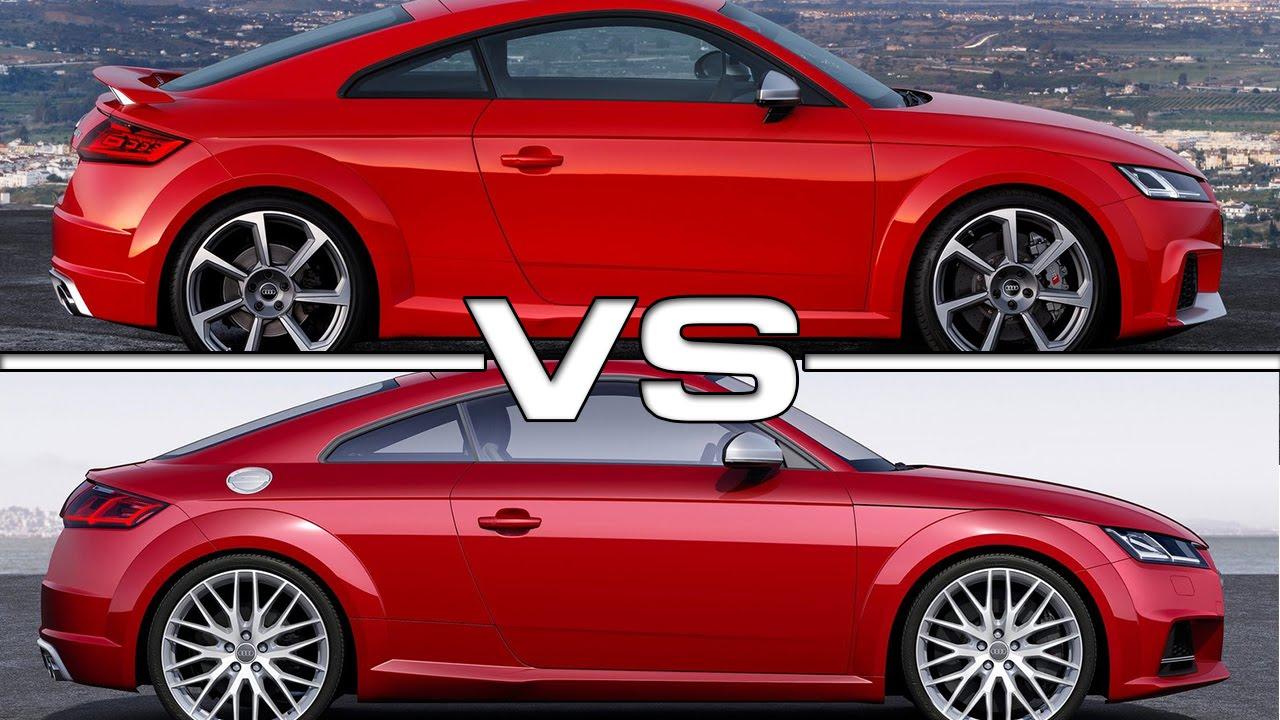 Audi TTS III (8S) 2014 - now Coupe #8
