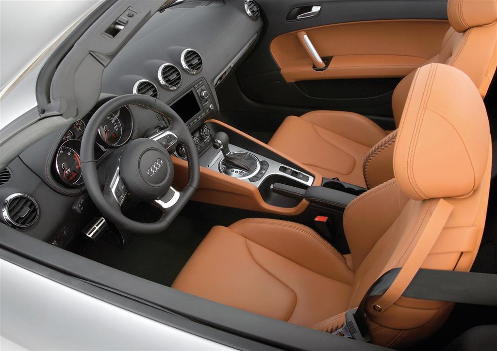 Audi TTS II (8J) 2008 - 2010 Roadster #5