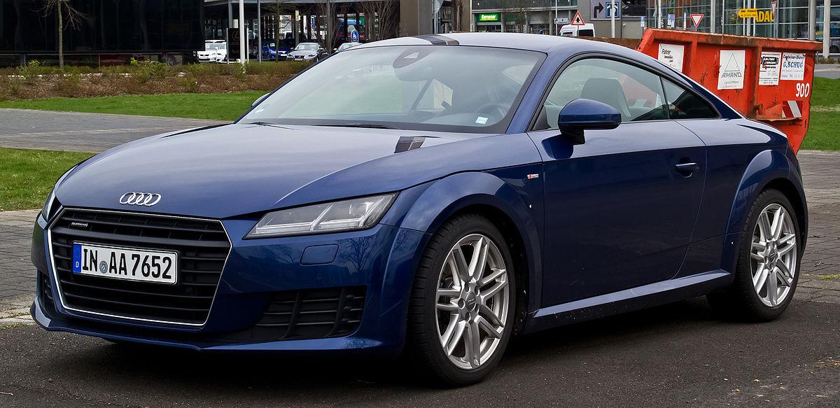 Audi TTS III (8S) 2014 - now Coupe #1
