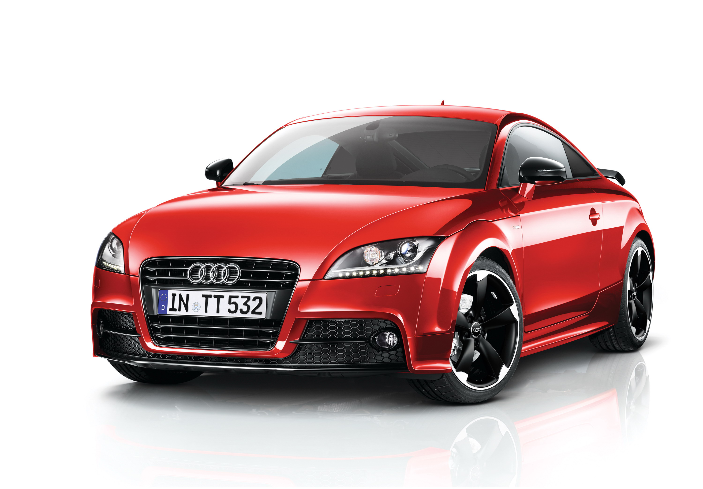 Audi TTS II (8J) Restyling 2010 - 2014 Coupe #5