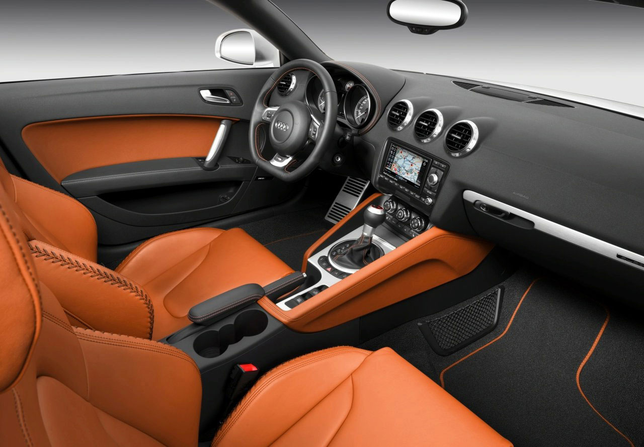 Audi TTS II (8J) Restyling 2010 - 2014 Roadster #5
