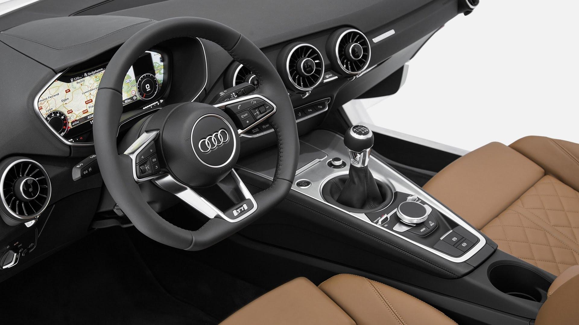 Audi TT III (8S) 2014 - now Coupe #1