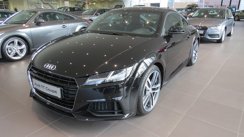 Audi TTS III (8S) 2014 - now Coupe #6