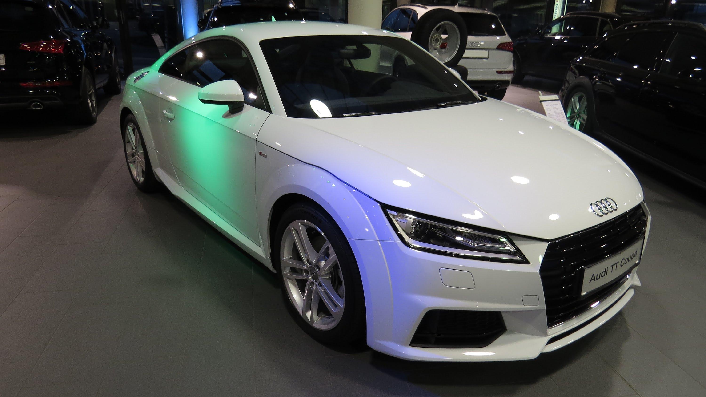 Audi TTS III (8S) 2014 - now Coupe #7