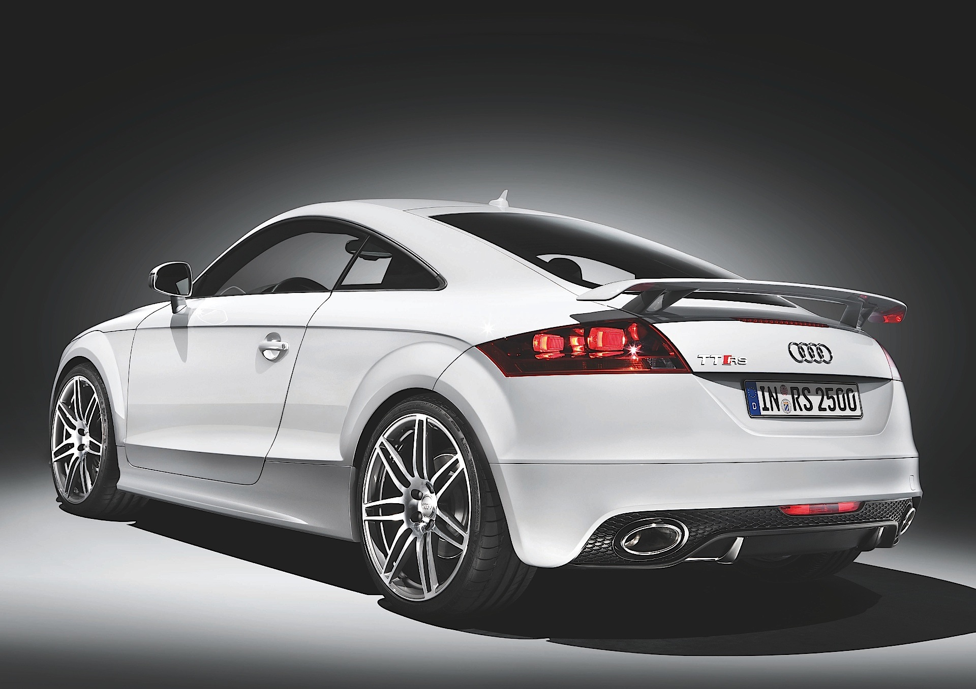 Audi TT RS II (8J) 2009 - 2014 Coupe #6