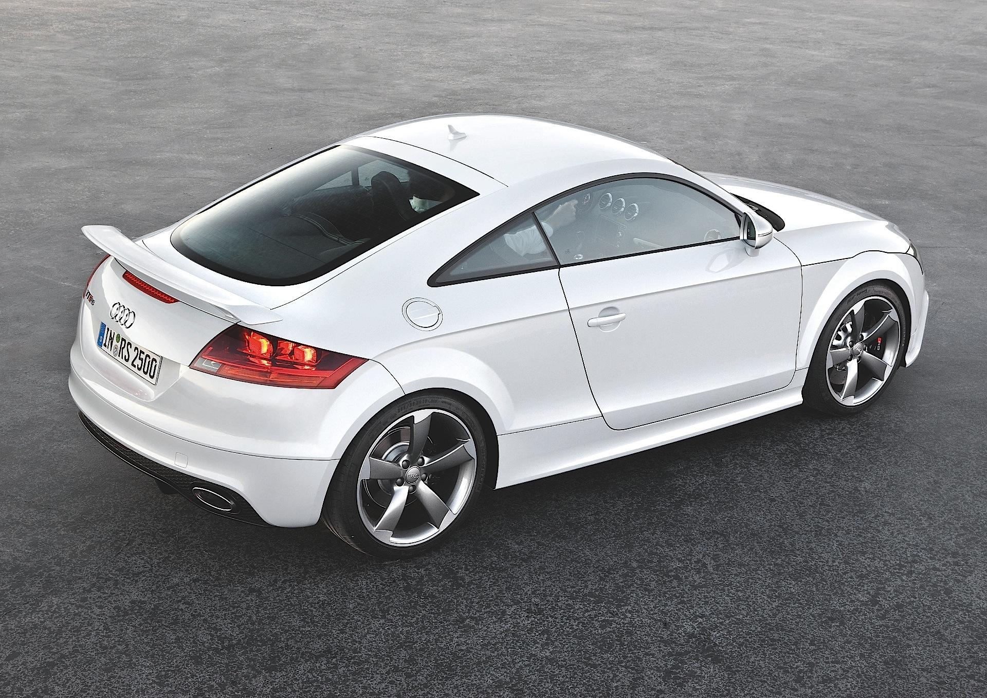 Audi TT RS II (8J) 2009 - 2014 Coupe #2