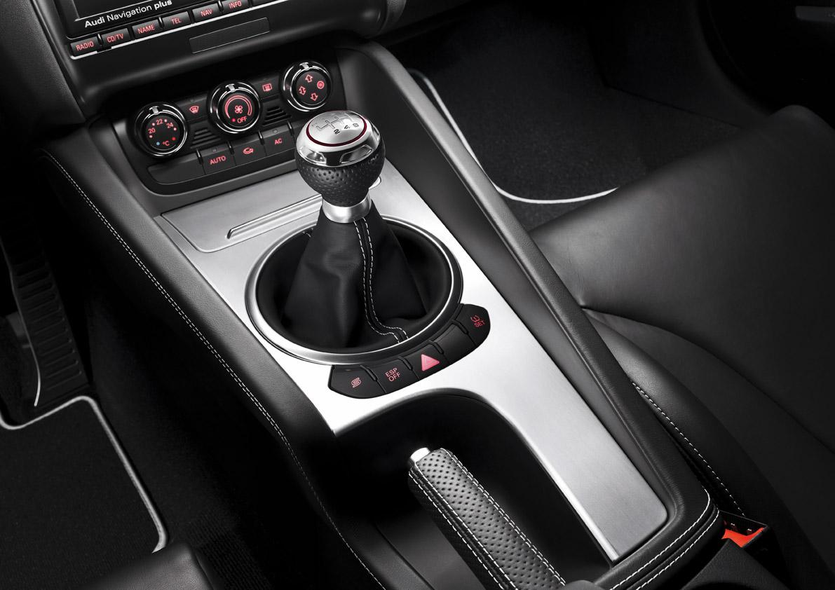 Audi TT RS II (8J) 2009 - 2014 Coupe #7