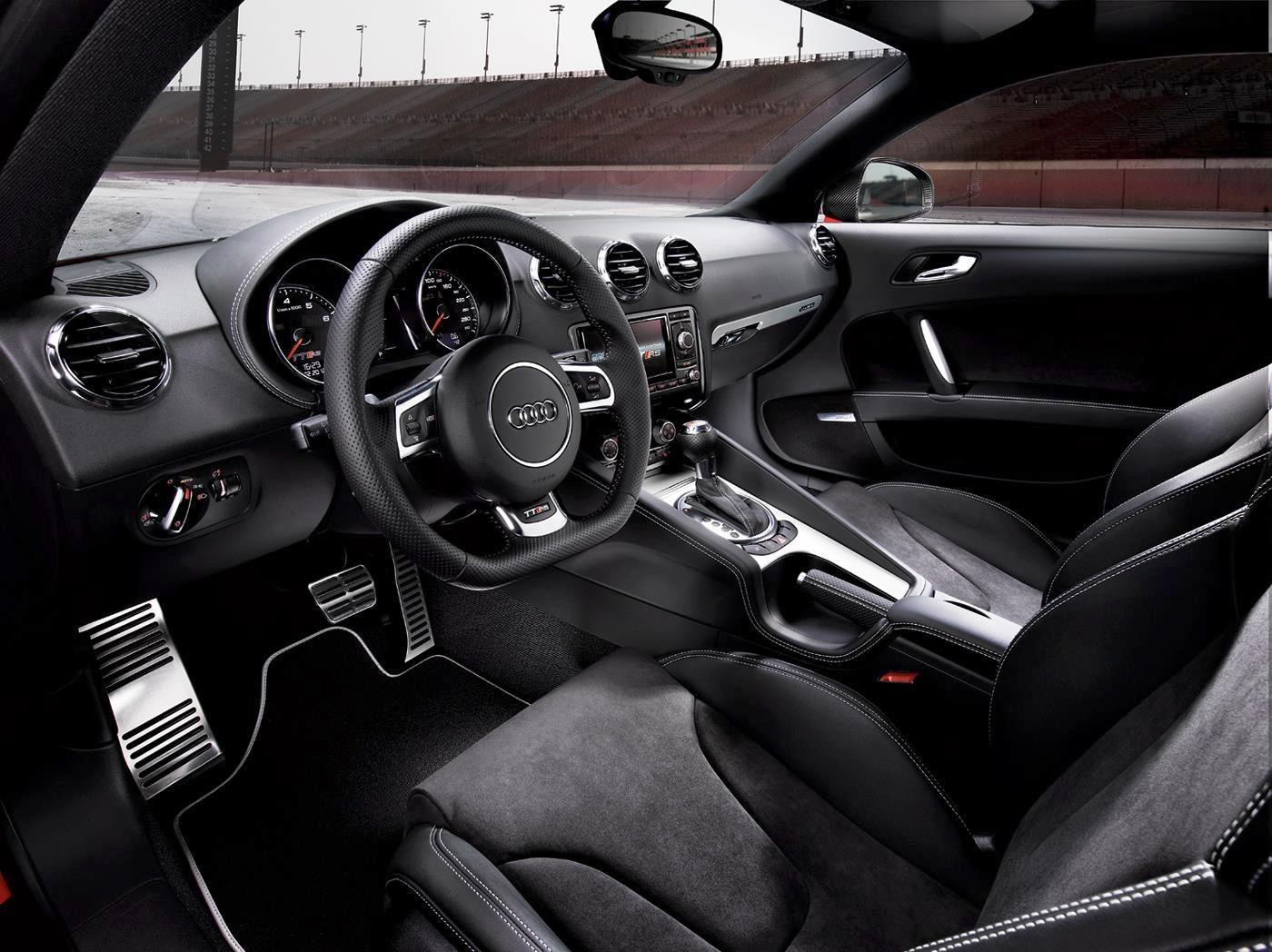 Audi TT RS II (8J) 2009 - 2014 Coupe #8