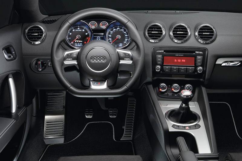 Audi TT RS II (8J) 2009 - 2014 Coupe #4