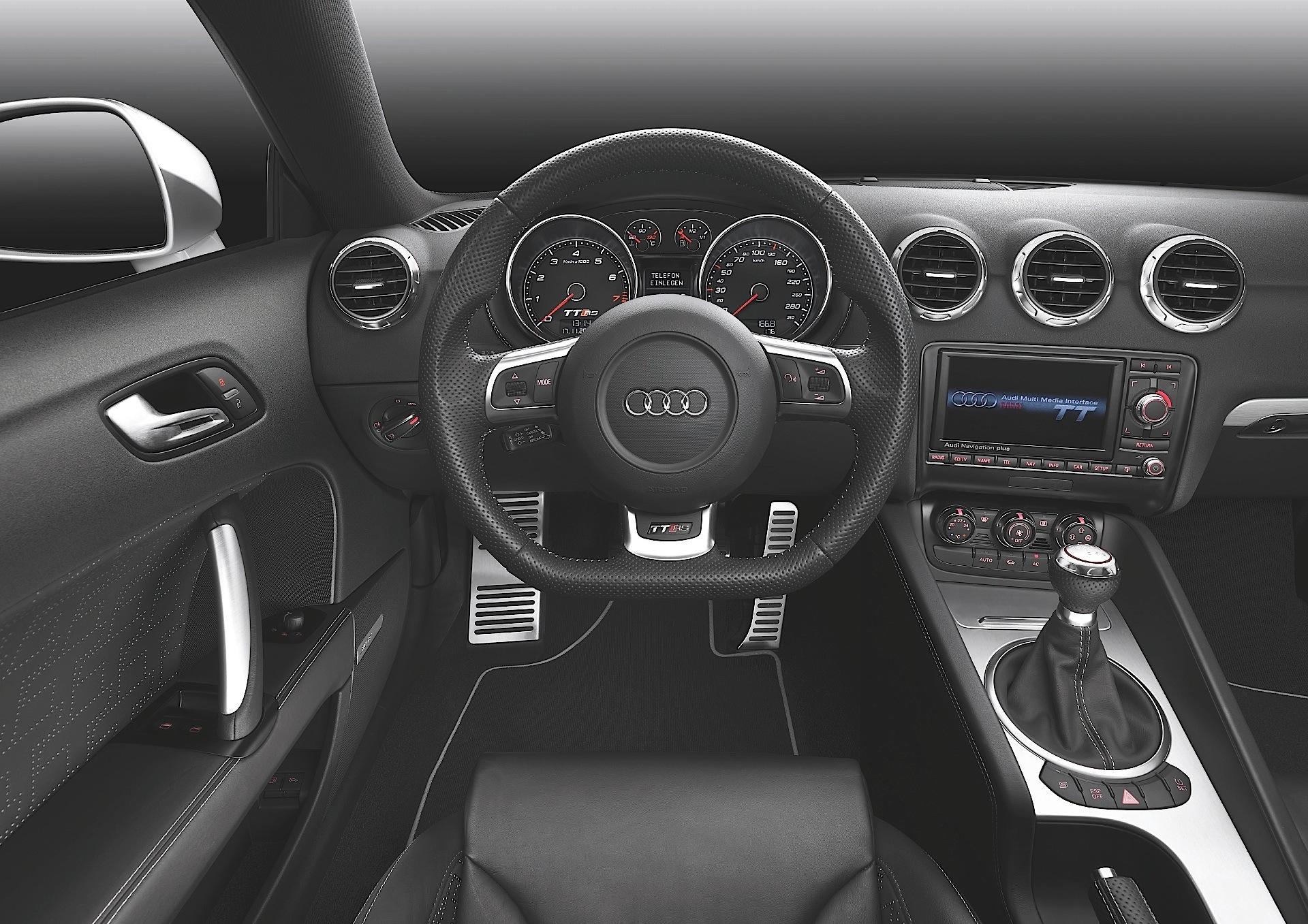 Audi TT RS II (8J) 2009 - 2014 Coupe #5