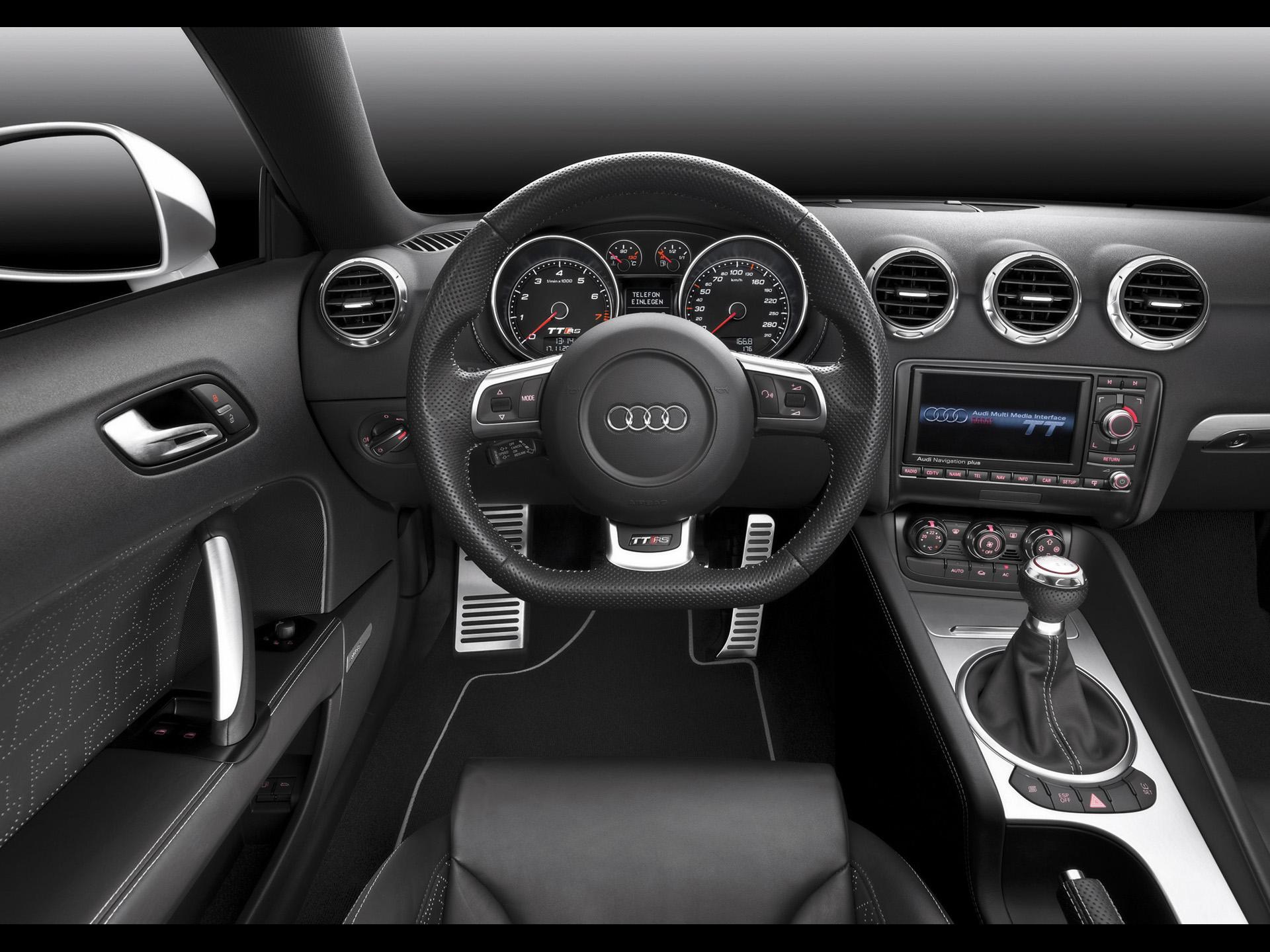 Audi TTS II (8J) 2008 - 2010 Coupe #8