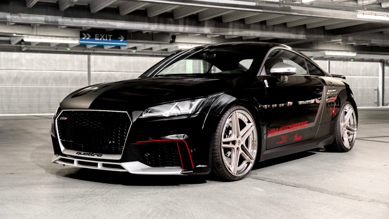 Audi TT RS III (8S) 2016 - now Coupe #3